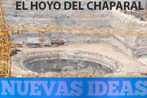 Daños viviendas, construcción Presa El Chaparral, San Luis de la Reina, San Miguel.
