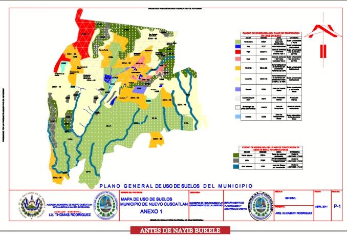 mapa NC1a