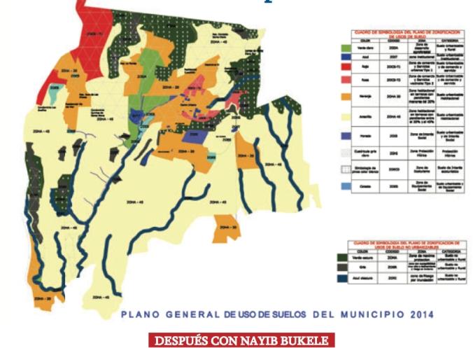 mapa NC2a