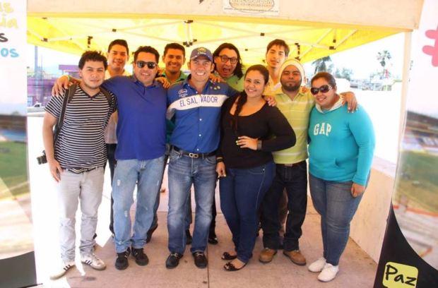 Colaboradores de Ernesto Sanabria 03