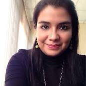 Erika Saldaña, colaboradora de la Sala de lo Constitucional