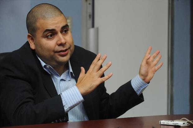 Carlos Ponce, criminólogo