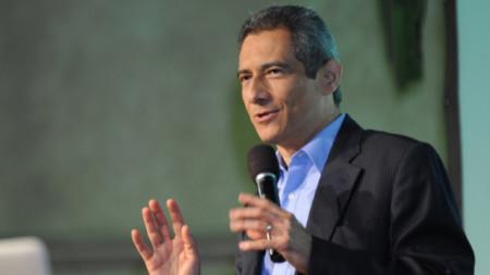 Mario Vega, pastor general de ELIM