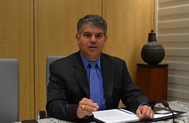Luis Parada, abogado de El Salvador ante el CIADI