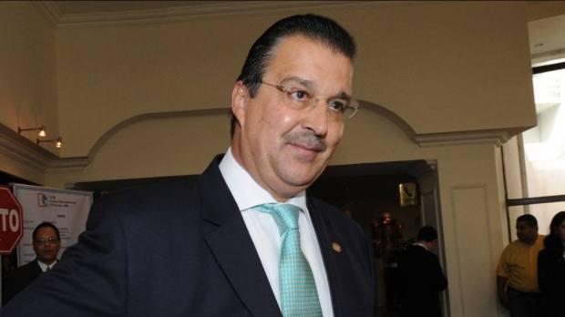 Jorge Nieto, ex Ministro de Obras Publicas. | Foto por L.M.E