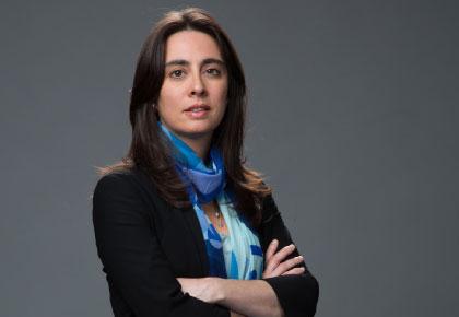 Catalina Botero, Experta en temas sobre libertad de expresión en América Latina. Ex-relatora de Libertad de Expresión de