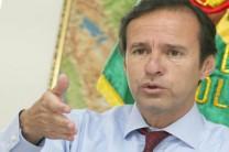 Jorge-Tuto Quiroga, ex-presidente de Bolivia