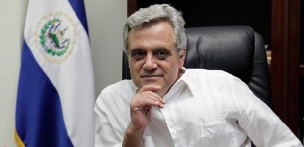 Marcos Rodríguez, secretario de Transparencia de la Presidencia