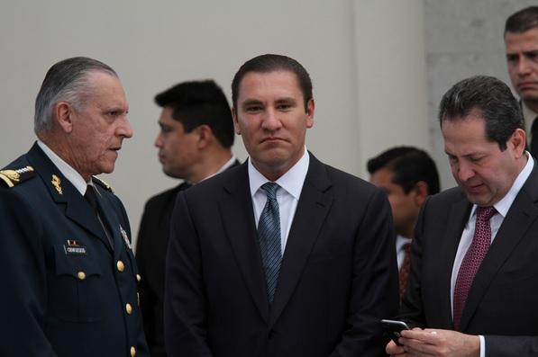 Rafael Moreno Valle, gobernador de Puebla. Foto: Cuartoscuro.
