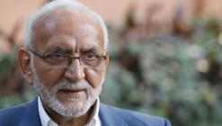 Roberto Cañas, ex-candidato a alcalde de San Salvador y firmante de los Acuerdos de Paz