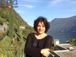 Periodista salvadoreña radicada en Ginebra, Suiza.