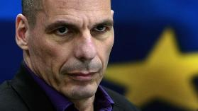 Yanos Varoufakis, ministro de finanzas del gobierno griego. Renunció luego del referéndum.