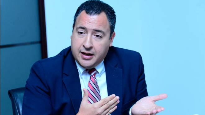 Javier Castro, director de asuntos legales, de Fusades.   Foto por Archivo EDH