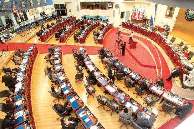 El pronunciamiento contra los ataques a LA PRENSA GRÁFICA fueron aprobados por 73 votos.