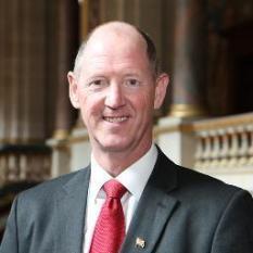 Bernard Garside, embajador del Reine Unido