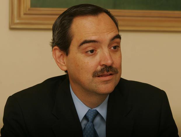 René Novellino, director ejecutivo de la Asociación de Administradoras de Fondos de Pensiones (ASAFONDOS).