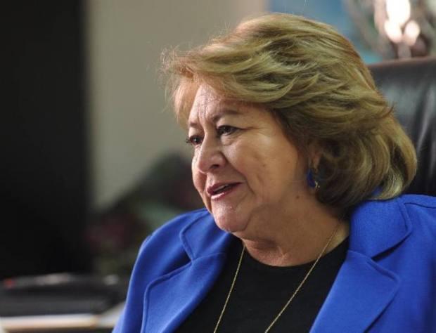 MIlagro Navas, alcaldesa de Antiguo Cuscatlán
