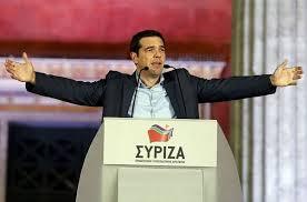 Alexis Tsipras, antiguo y nuevo primer ministro de Grecia