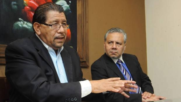 Ricardo Soriano y Enrique Anaya están preocupados porque el tema de pensiones tenga una visión política.