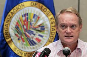 Adam Blackwell, diplomático canadiense; ex secretario de Seguridad Multidimensional de la OEA.