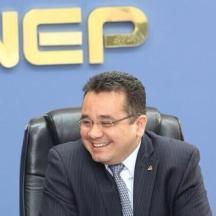 Jorge Daboub, presidente de ANEP