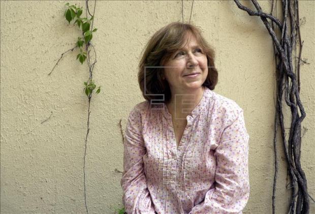 Svetlana Alexiévich,