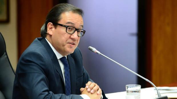 El Fiscal General, Luis Martínez, deberá informar a los magistrados sobre cómo avanza la investigación penal contra el diputado López Cardoza. | Foto por Jorge Reyes