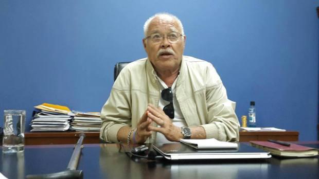 Ernesto Vilanova es el presidente del Consejo Nacional de la Pequeña Empresa de El Salvador (Conapes), | Foto por elsalv