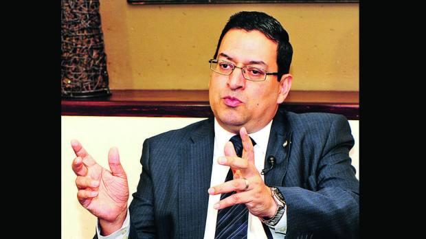 Rodolfo González, magistrado de la Sala de lo Constitucional