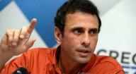Hwnrique Capriles, gobernador de Miranda
