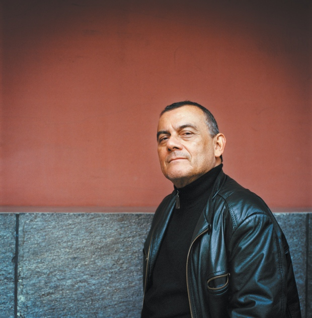 Horacio Castellanos Moya, 2015. Photo: Gunter Gluecklich/Iaif/Redu
