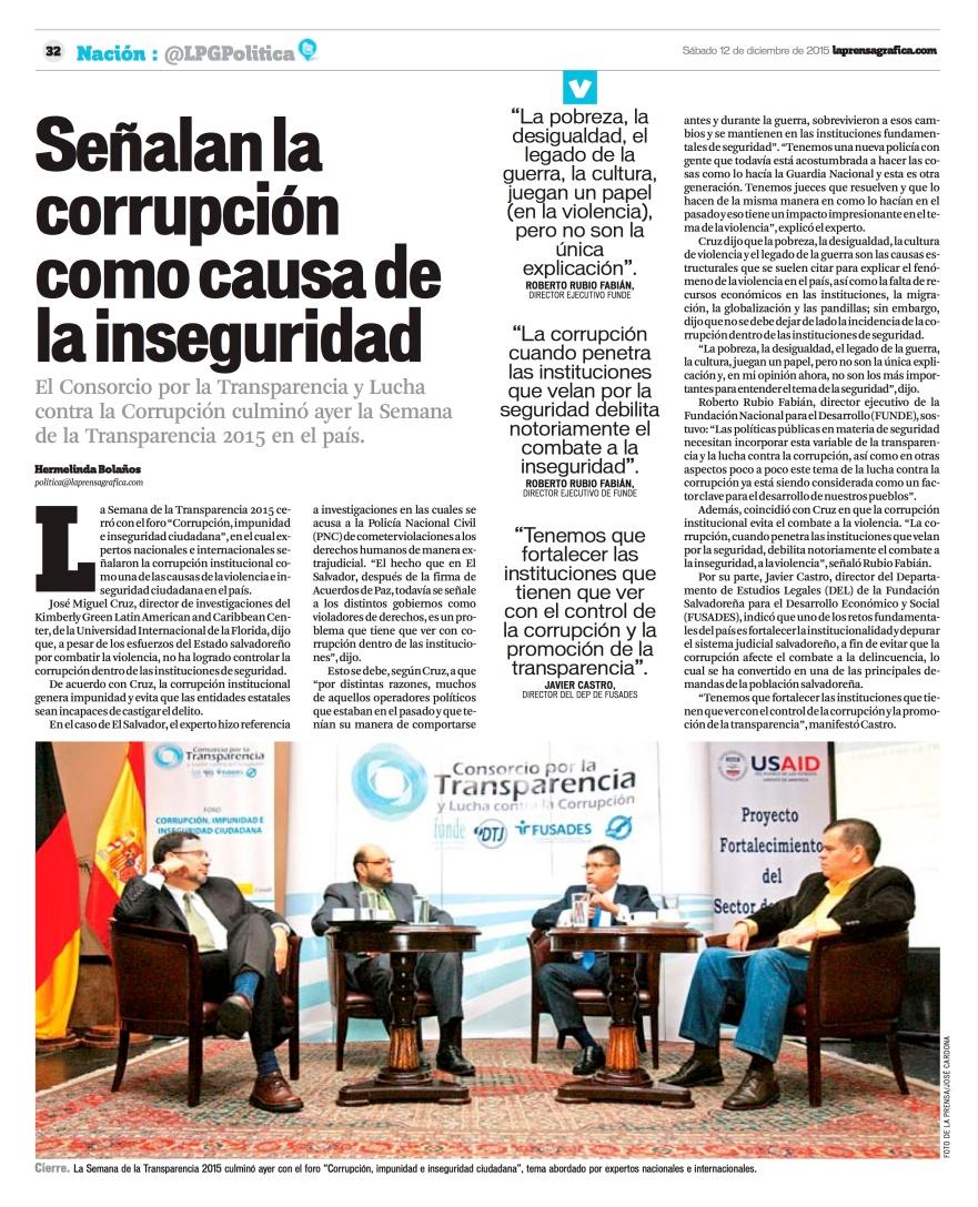 LPG20151212 - La Prensa Gráfica - PORTADA - pag 32
