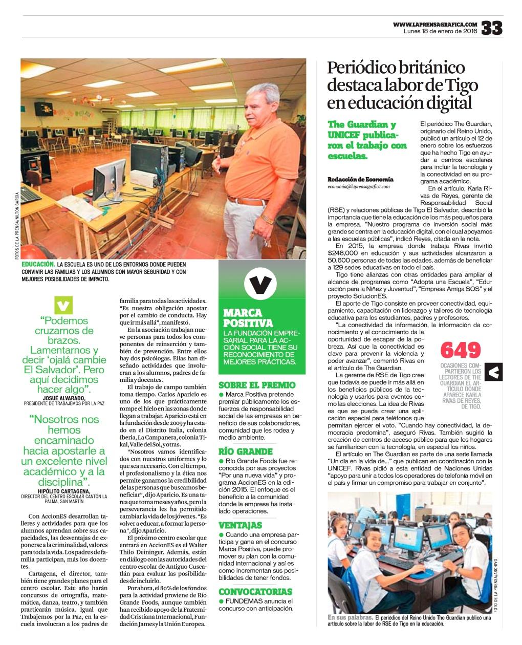 LPG20160118 - La Prensa Gráfica - PORTADA - pag 47