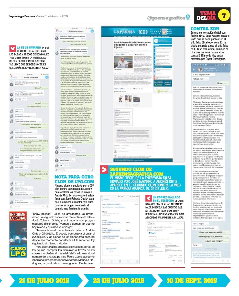 LPG20160205 - La Prensa Gráfica - PORTADA - pag 7