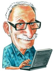 paolo luers caricatura