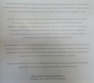 El recibo-contrato de César Menéndez