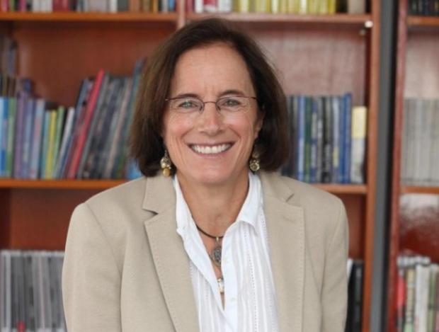 Salud Hernández-Mora, corresponsal de EL MUNDO en Colombia. AFP