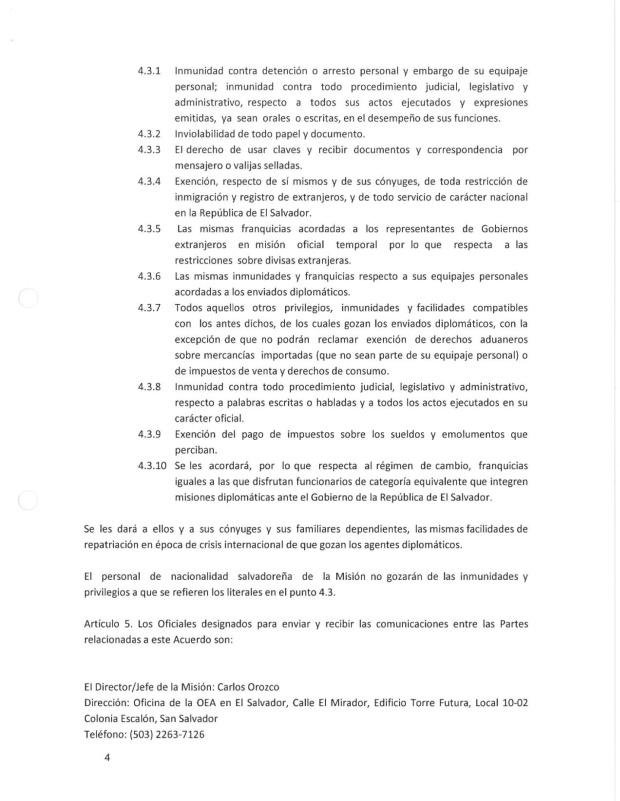 Acuerdo OEA-El Salv4