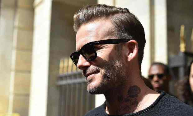 'David Beckham saying how much the EU has helped him to become a superstar was a nice touch, but how does that help the average worker who feels threatened by higher house prices, lowering wages and immigration?' Photograph: Jacopo Raule/GC Images