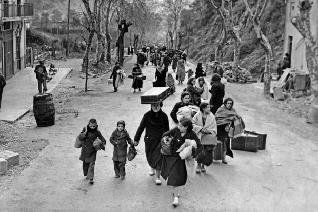 n 1940, refugees fled Paris in anticipation of the German invasion. Credit FPG/Hulton Archive, via Getty Images