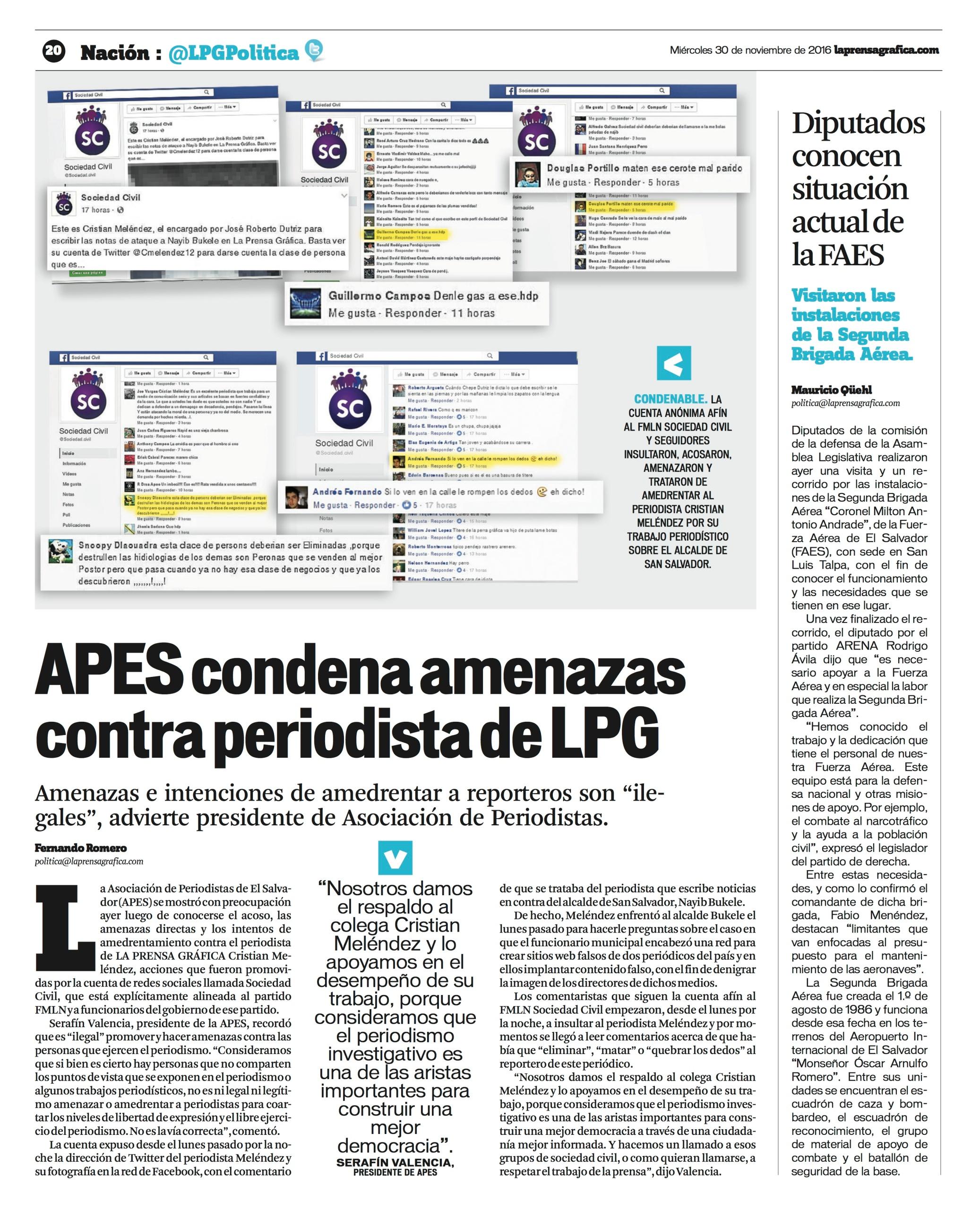LPG20161130 - La Prensa Gráfica - PORTADA - pag 20.jpg