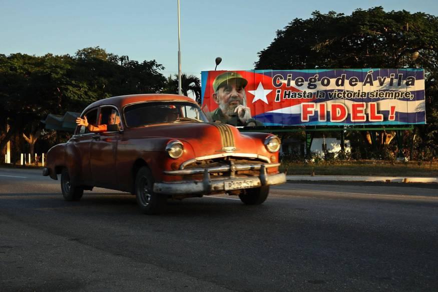 Cuba vuelve a la normalidad tras la muerte de Fidel Castro. CHIP SOMODEVILLA (AFP)