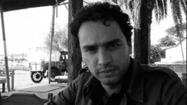 Alonso Moleiro, escritor y periodista venezolano