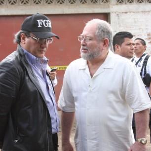 Luis Martínez y Ricardo Perdomo