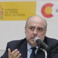 Francisco Rabena, Embajador de España