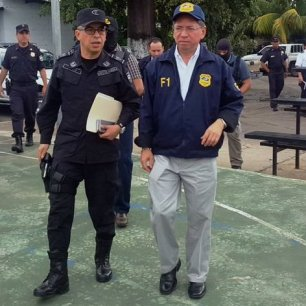 Douglas Meléndez y Howard Cotto