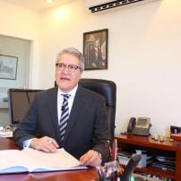 Francisco Javier Olavarría, Embajador de México