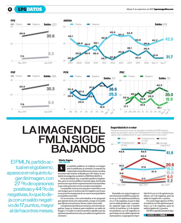 LPG20170905 - La Prensa Gráfica - PORTADA - pag 6