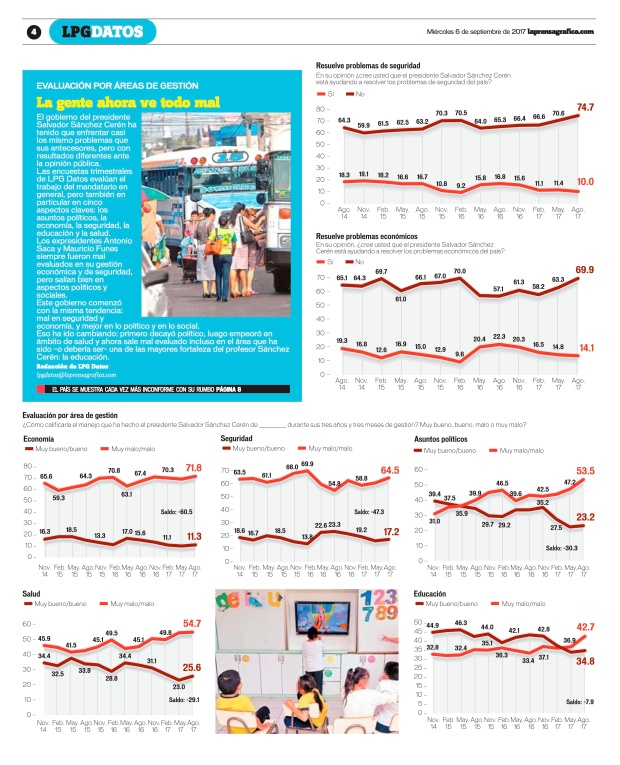 LPG20170906 - La Prensa Gráfica - PORTADA - pag 4