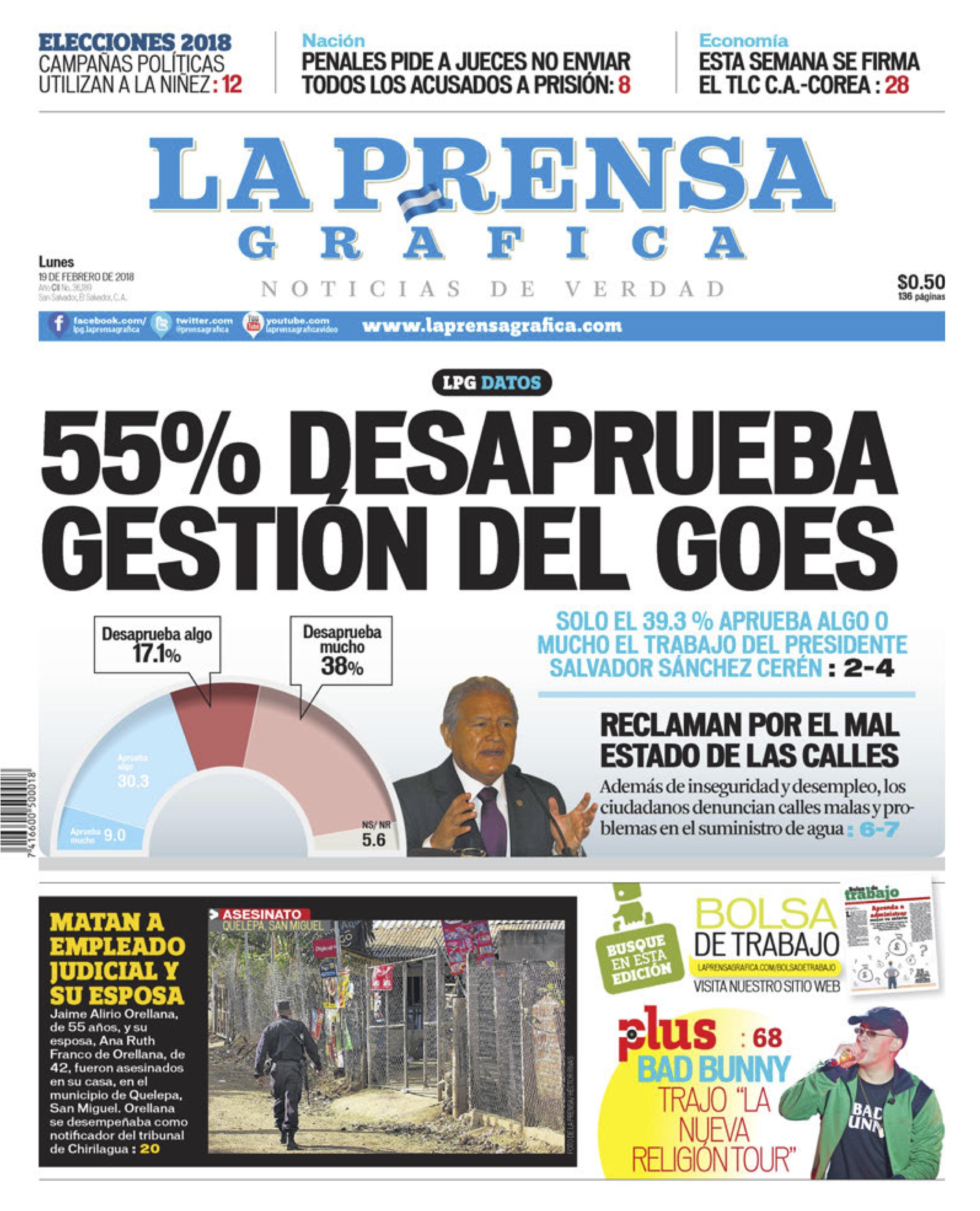 LaPrensaGrafica La Prensa Gráfica 19_02_2018 13